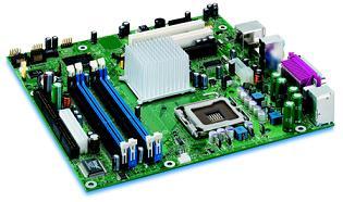Intel D915PCML mATX 915P DDR2-533 LGA775 Intel 915P Express Micro ATX scheda madre