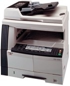 KYOCERA KM-1620 Monochrome A3 digital copier Digital copier A3 (297 x 420 mm)