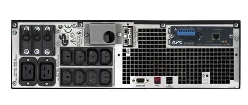 APC Smart-UPS RT 5000VA RM 230V 5000VA Nero gruppo di continuità (UPS)