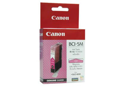 Canon BCI-5M Magenta cartuccia d