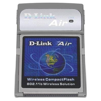 HP 802.11b Compact Flash Wireless LAN Card scheda di rete e adattatore