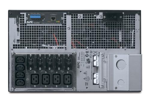 APC Smart-UPS RT 10,000VA RM 230V 10000VA Nero gruppo di continuità (UPS)