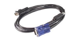 APC AP5257 3.66m Nero cavo per tastiera, video e mouse