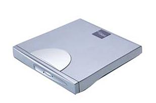 Fujitsu Portable DVD-COMBO 8xDVD 24xCD USB ext lettore di disco ottico