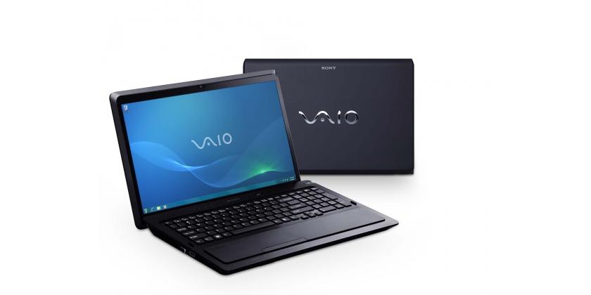 "Sony VAIO VPCF23P1E 2.2GHz i7-2670QM 16.4"" 1920 x 1080Pixel Nero"
