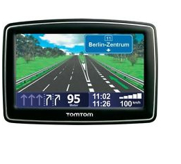 """TomTom XL Classic Central Europe Fisso 4.3"""" Touch screen 183g navigatore"""