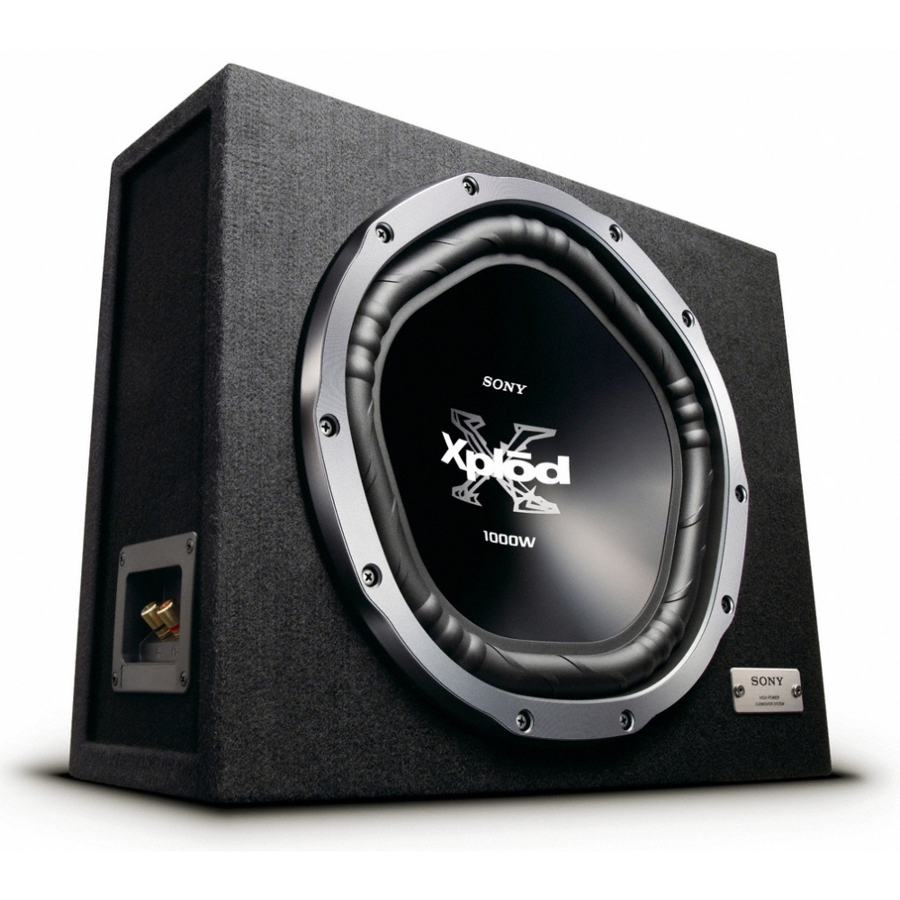 Sony XS-GTX121LS Pre-loaded subwoofer