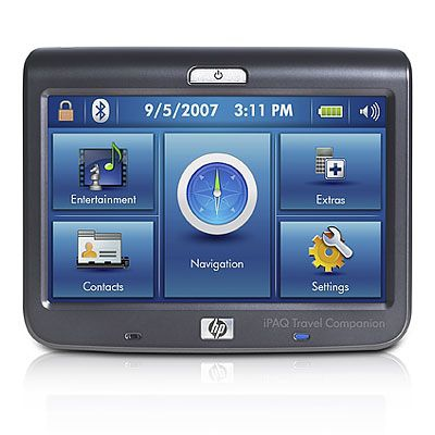 """HP iPAQ 314 Travel Companion 65 M 4.3"""" TFT W Mobile® 5.0 CE computer palmare"""