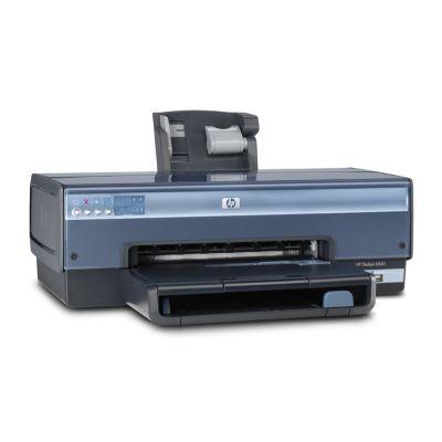 HP Deskjet 6840 Colore 4800 x 1200DPI A4 Nero, Grigio stampante a getto d