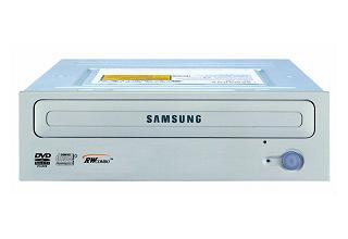 Samsung TS-H492A WRDH 52x32x52 16xDVD EIDE Interno lettore di disco ottico
