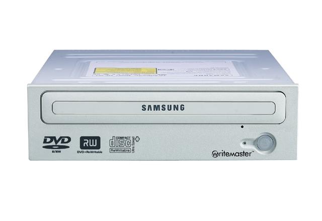 Samsung TS-H552B WBGH 16x12x4x4x48x32 EIDE 1pk Interno lettore di disco ottico