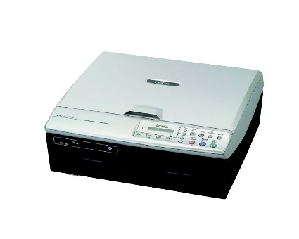 Brother DCP-110C Print/Copy/Scan/PhotoCapture Center 1200 x 6000DPI Ad inchiostro A4 20ppm multifunzione