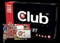 CLUB3D RADEON 9600XT 256MB DDR GDDR