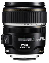 Canon EF-S 17-85mm f/4-5.6 IS USM SLR Nero