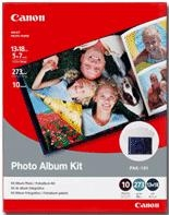 Canon PAK-101 Photo Glos dble+Album 13x18 10sh carta fotografica