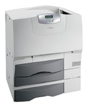 Lexmark C760dtn colour laserprinter Colore A4
