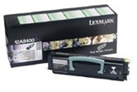 Lexmark E232, E330, E332 Return Program Toner Cartridge 2500pagine Nero
