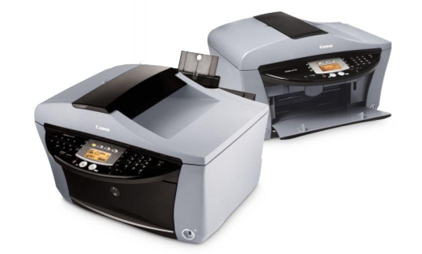 Canon PIXMA Bubble Jet Multifunctional MP750 4800 x 1200DPI A4 25ppm multifunzione