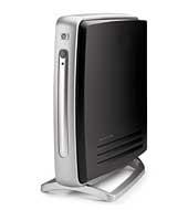 HP Compaq t5710 thin client Transmeta Efficeon 1,1 GHz 256 MB Flash ROM 256 MB DDR SDRAM WXP geïntegreerd SP1