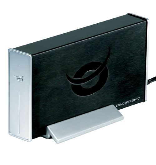 Conceptronic USB 2.0 Storage Box 5.25""