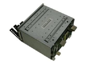 """Intel FUP8X25HSDKO 2.5"""""""" Metallico pannello drive bay"""