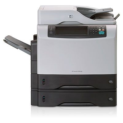 HP LaserJet 4345x Multifunction Printer Laser 43ppm multifunzione