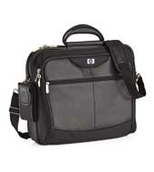 "HP Executive Leather Case 17"" Valigetta ventiquattrore Nero"