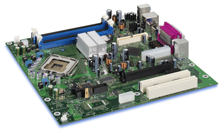 Intel MARBLEHEAD LGA 775 (Socket T) Micro BTX scheda madre