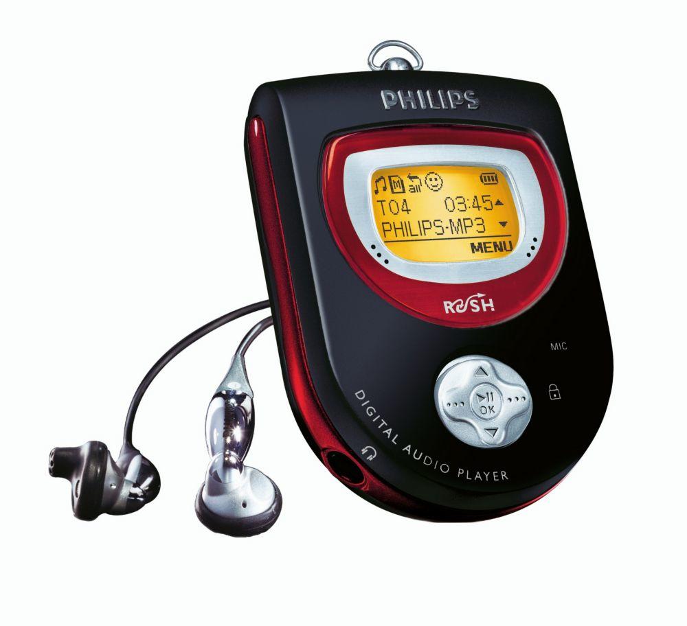 Philips SA230/00C 0.128GB lettore e registratore MP3/MP4