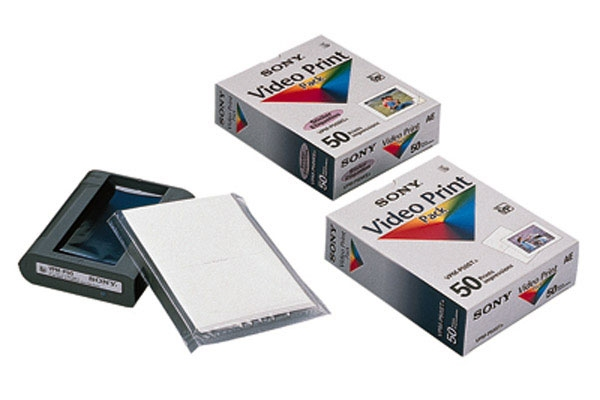 Sony Normal video printer pack