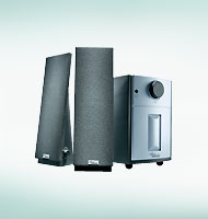 Fujitsu Soundbird Flat Panel Pro Black 16W RMS 16W Nero altoparlante