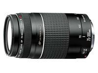 Canon EF 75-300mm 1:4-5.6III USM Nero