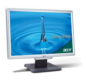 """Acer AL1916Wds 19"""" monitor piatto per PC"""