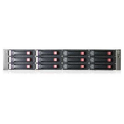 HP StorageWorks MSA60 with 12 300GB SAS LFF 3.6TB Bundle