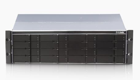 D-Link xStack Armadio (3U) array di dischi