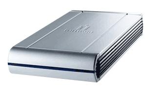 Iomega Professional Hard Drive - 750GB - USB 2.0 750GB Argento disco rigido esterno
