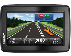 "TomTom Via 130 UK & Ireland Palmare/Fisso 4.3"" LCD Touch screen 146g Nero navigatore"