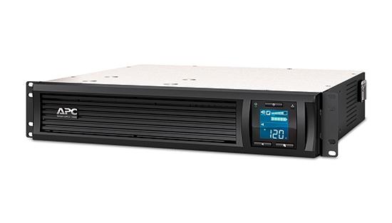 APC Smart-UPS C 1500VA 2U LCD 120V 1500VA 6presa(e) AC Montaggio a rack Nero gruppo di continuità (UPS)
