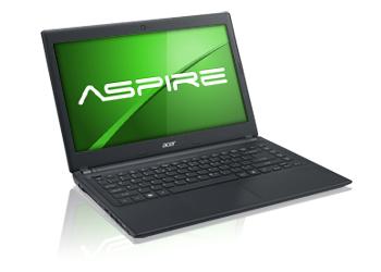 "Acer Aspire 171-32364G50ass 1.4GHz i3-2367M 11.6"" 1366 x 768Pixel Nero Computer portatile"