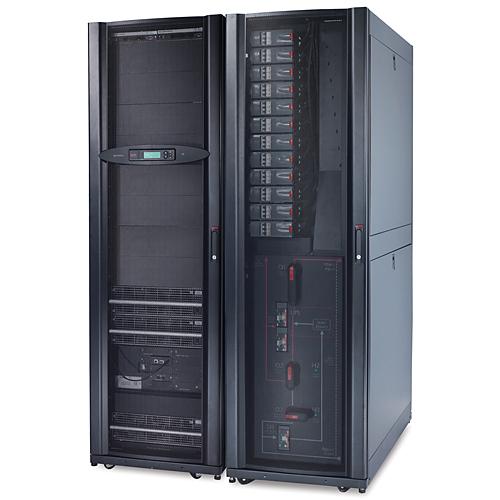 APC Symmetra PX 32000VA Nero gruppo di continuità (UPS)