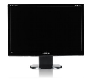 """Samsung SyncMaster 2493HM 24"""" Nero monitor piatto per PC"""