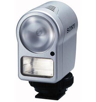 Sony HVL-FDH4 Argento flash per fotocamera