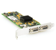 HP NC571C PCI Express Dual-port 4x Fabric Adapter