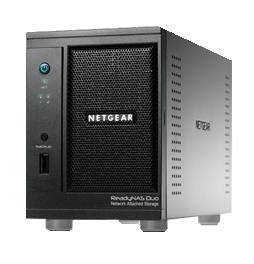 Netgear ReadyNAS Duo (1 x 750 GB)