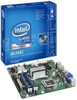 Intel Motherboard DG35EC LGA 775 (Socket T) Micro ATX scheda madre