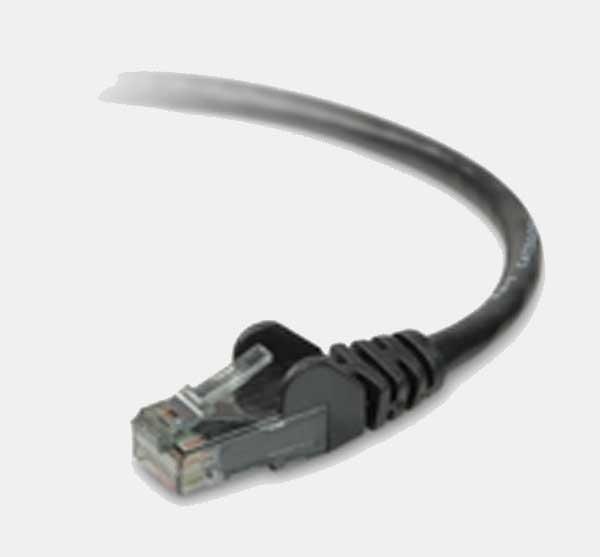 V7 CAT6 Network Patch Cable STP 1m Blue 1m Blu cavo di rete