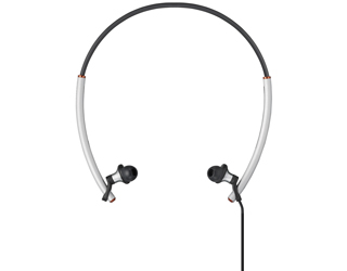 Sony MDR-AS100W Nero, Bianco Intraurale cuffia