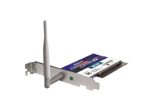 D-Link DWL-G520 108Mbit/s scheda di rete e adattatore