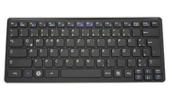 Samsung BA59-02294H Pan Nordic Nero tastiera