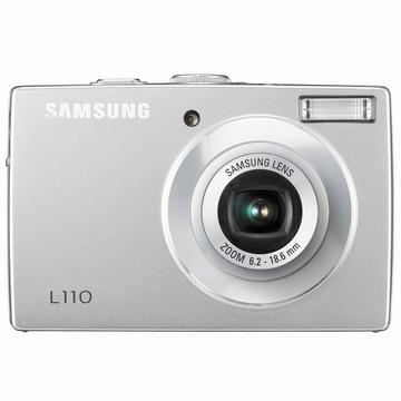 "Samsung L L110 8.2MP 1/2.5"" CCD 3264 x 2448Pixel Argento"